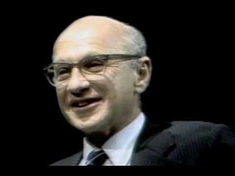 Milton Friedman - The Robber Baron Myth