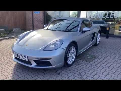 Porsche Cayman 2.0L - Optimum Vehicles Ltd
