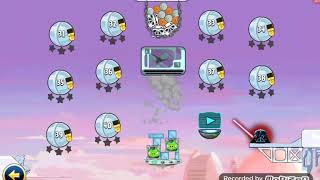 Angry Birds Star Wars All Bosses