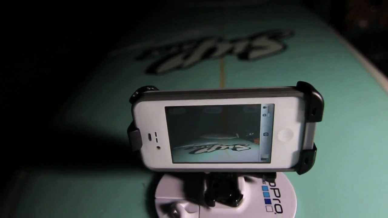 how to make gopro videos on iphone