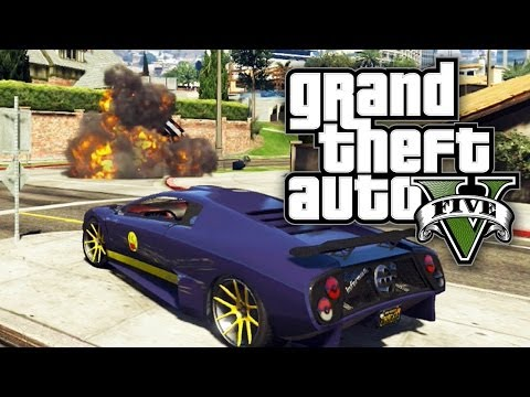 GTA 5 THUG LIFE #28 (Part 1) - ON THE RUN! (GTA V Online)