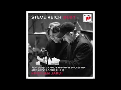Duet for two Solo Violins and String Orchestra.-  Steve Reich