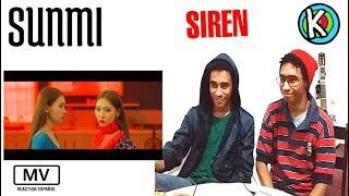 SUNMI Siren
