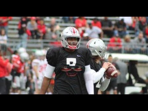 2018 Ohio State Spring Game Full Game Highlights Youtube