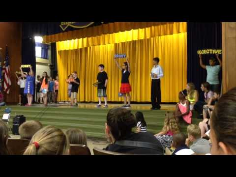 Stephen Decatur ES School House Rock Live