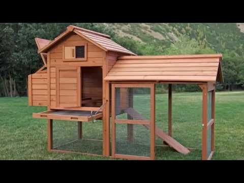 Woodworking Projects Ideas | DIY Wood Projects | Chicken Houses