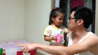 아빠와딸의 말싸움(마지막압권)