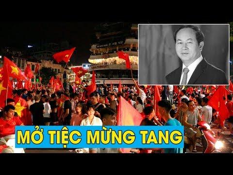 VTV và dư luận phản ứng thế nào về cái C.H.Ế.T của Trần Đại Quang #VoteTv