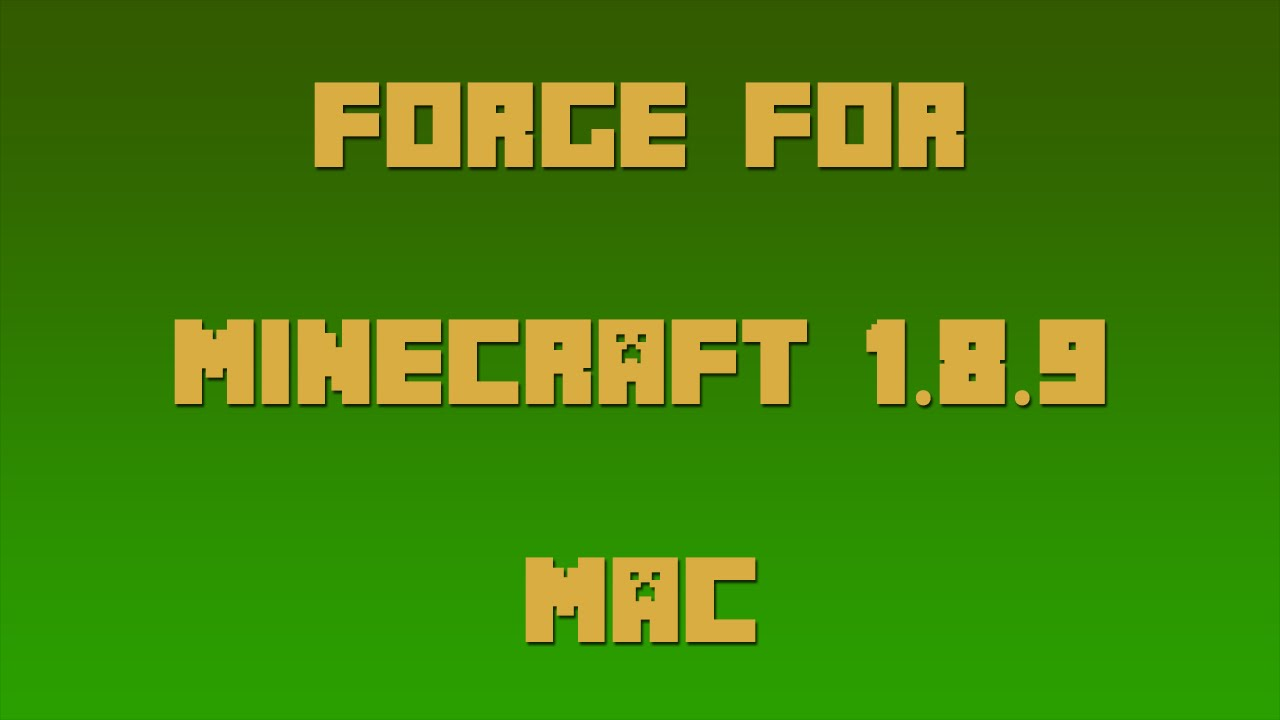 how to put forge on minecraf