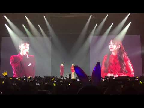 G-Dragon MOTTE in Manila - Missing You feat. Dara