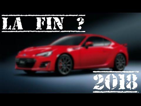 """""""LIVE"""" 2018 La fin des petits coupé sport?"""