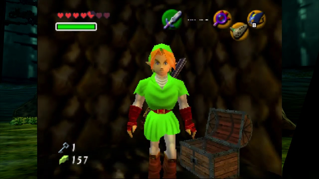 Zelda OoT Randomizer [21]: Diary Of A Wimpy Adult