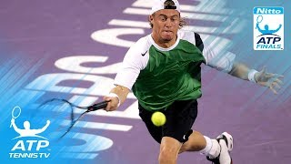 TOP 10 BEST ATP FINALS SHOTS & RALLIES: 2000-2008