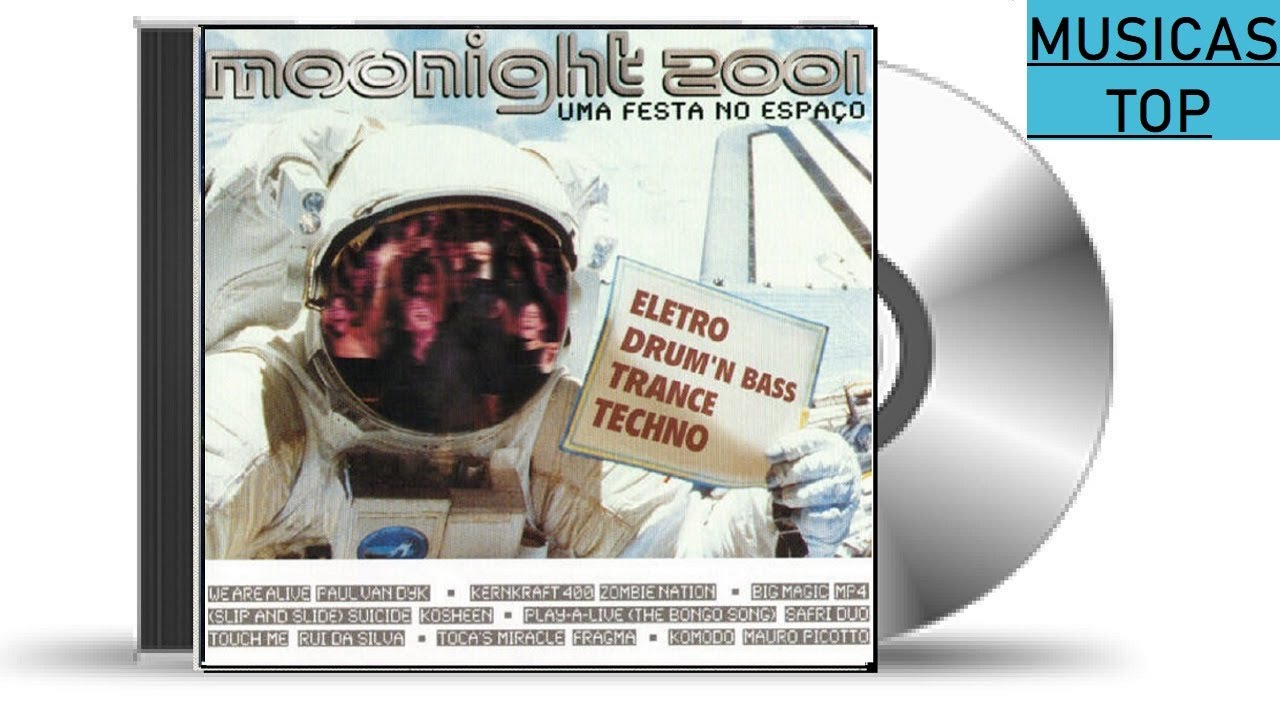 MOONIGHT 2001 [Som Livre] (2001)