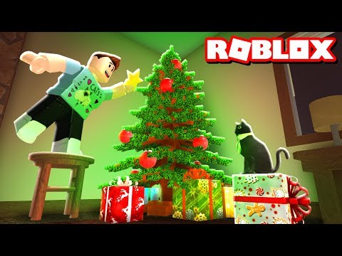 A Bloxburg Christmas! - Roblox Adventures