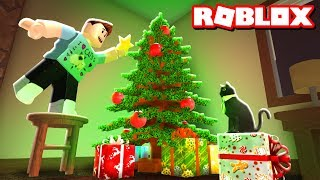 a bloxburg christmas roblox adventures