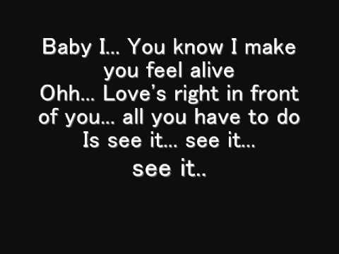 Enrique Iglesias - Alive  (lyrics)