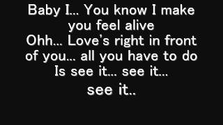 Enrique Iglesias - Alive  (lyrics)
