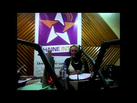 naoual alaoui au radio rabat chaine inter