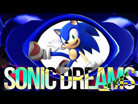 WARNING: STRANGEST. GAME. EVER. | Sonic Dreams Collection - Part 1