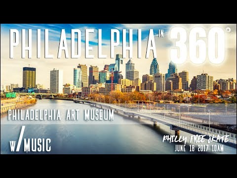 360 video on Skates - Philadelphia: Music By Zoot Woman and Cash Cash (Part 8)