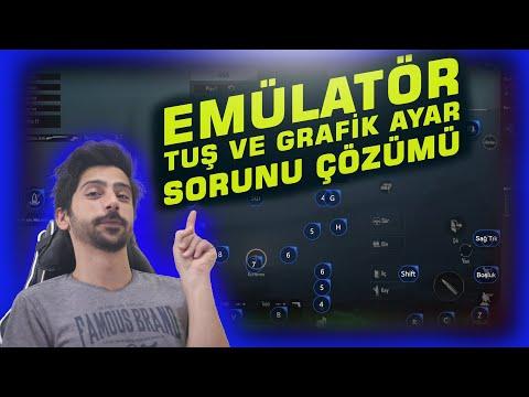 Gameloop Emülatör Klavye