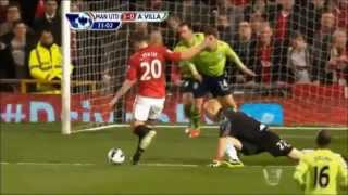All Manchester United Goals 2012/13 HD