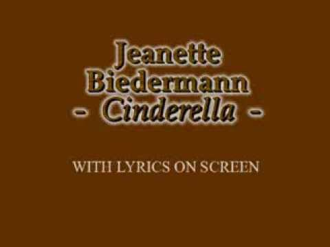 Jeanette Biedermann - Cinderella mp3 indir