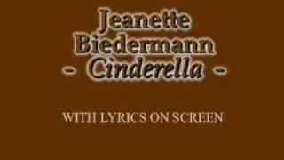 Jeanette Biedermann - Cinderella WITH LYRICS ON SCREEN