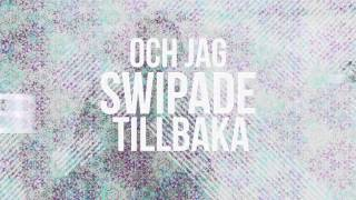 Emil Berg -  Du Swipa Höger (Official Lyric Video)