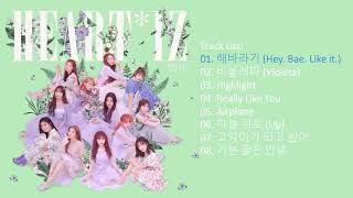 [Full Album] IZ*ONE -