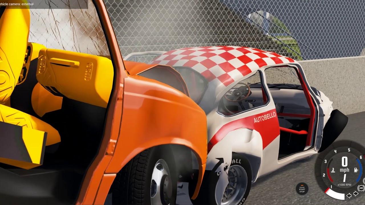BeamNG.drive - Car Games Gameplay 39