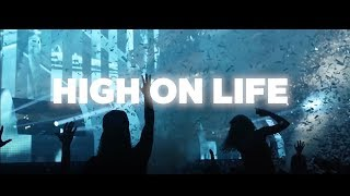 Martin Garrix – High On Life (Lyric Video) ft. Bonn