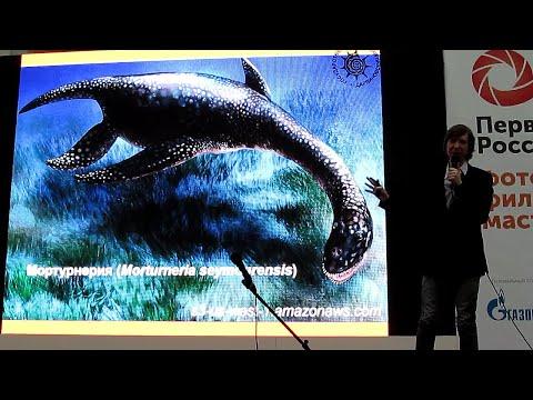 Ярослав Попов: «Зелёная Антарктида» - лекция на фестивале «Первозданная Россия» 2020