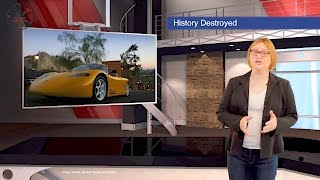 Tesla Solar Tiles, VW Trash-Talks Tesla, Iconic EV Destroyed -- TEN Future Car News 5/12//2017