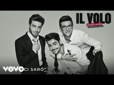 Il Volo - Per te ci sarò (Cover Audio)