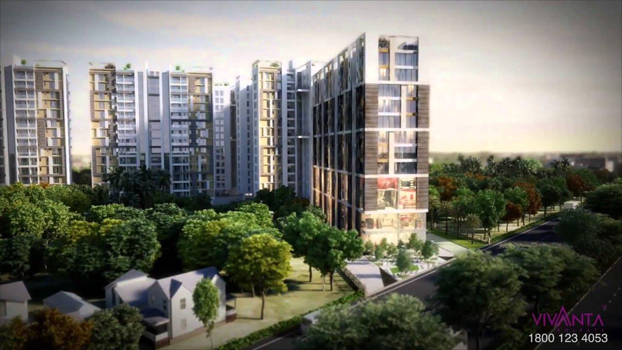 GCJ Vivaanta in Ankurhati, Kolkata By GCJ Group – 1/2/3 BHK   99acres com