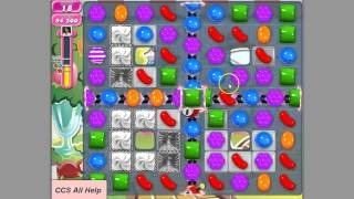 Candy Crush Saga Level 580 by Cookie