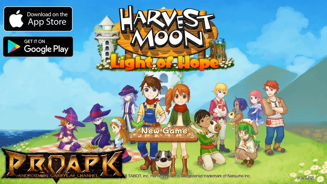 harvest moon free download for pc