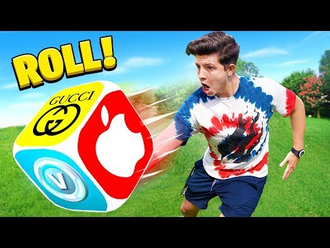 You Roll, I Buy it Challenge with My Family!