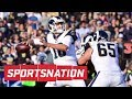 Is there a problem with Sean McVay coaching Jared Goff on pre-snap reads? | SportsNation | ESPN