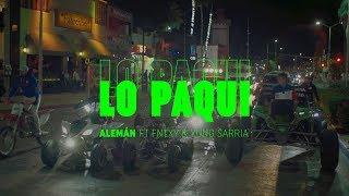 Смотреть клип Alemán Ft Fntxy & Yung Sarria - Lo Paqui