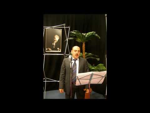 Mehmet Nuri Parmaksız Sevda Denizi Şiiri