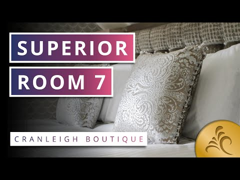 Cranleigh Boutique Hotel  The UK's Most Romantic Hotel  - Overview