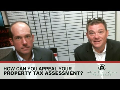 Adams Equity Group | How Can You Appeal your Property Tax Assessment?