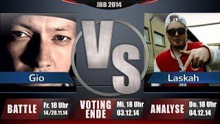 JBB 2014 [FINALE] - Gio vs. Laskah [MAMMUT-ANALYSE]