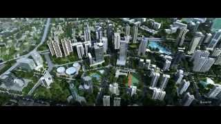 建築3D  新莊副都心【遠雄國都】聖工坊2012