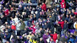 Gol de Patrick Ebert (3-1) en el Real Valladolid - RCD Mallorca - HD