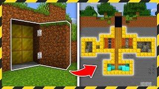 Minecraft FERAJNA: ZNALEŹLIŚMY SEKRETNĄ ZŁOTĄ KOMNATĘ! *jesteśmy bogaci*