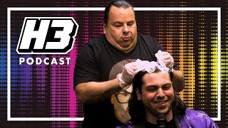 Big Ed Puts Mayo In Zach's Hair - H3 Podcast #180